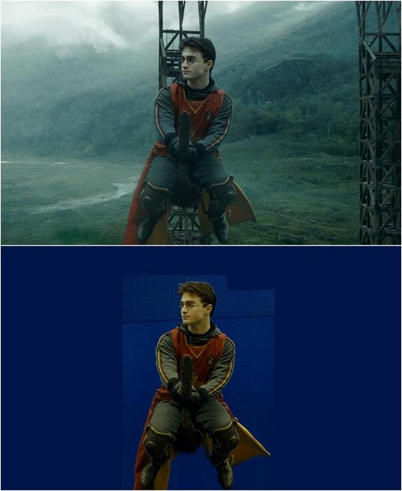 Создатели фильма не пожалели на этого персонажа спецэффектов.