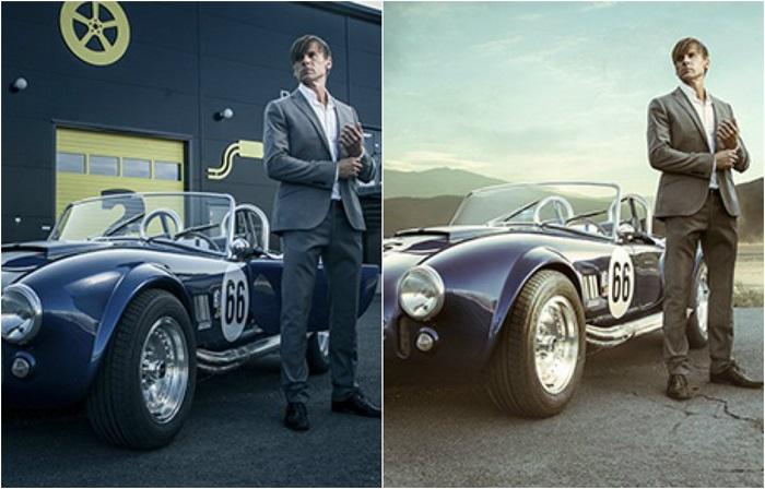 Спортивный автомобиль, который предпочитает свободу.