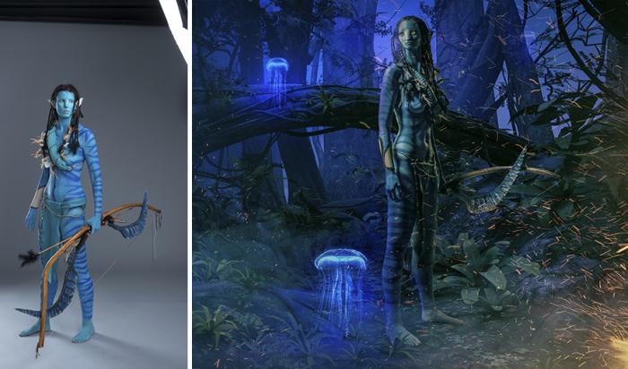 Нейтири – охотница на'ви из клана Оматикайя, героиня американского научно-фантастического фильма.