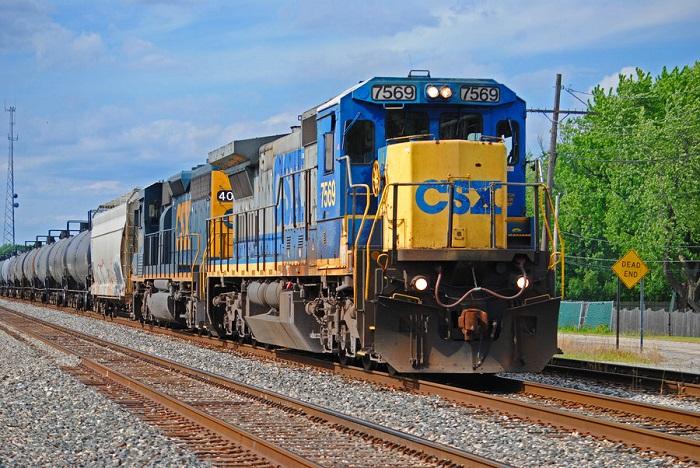 Быстро развивающиеся добывающая, перерабатывающая промышленности, дали толчок к развитию железнодорожного транспорта.