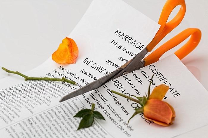 В Бельгии, показатель разводов один из самых высоких в мире.