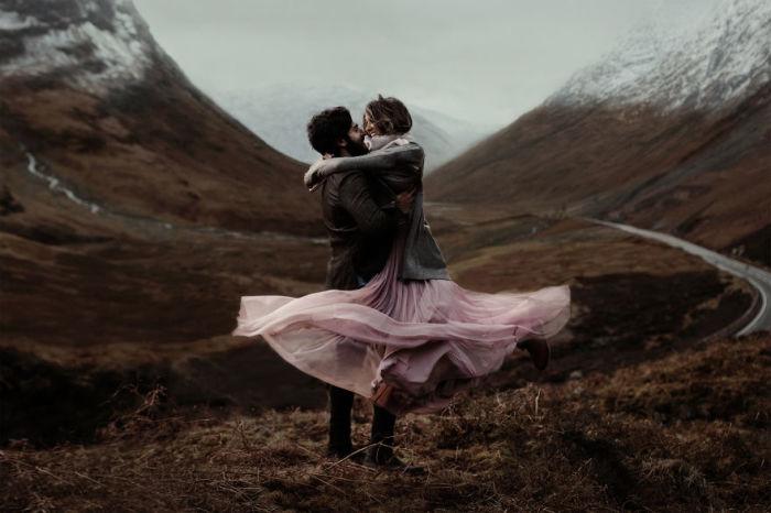 Авторы снимка – фотографы Nico & Vinx из Шотландии.
