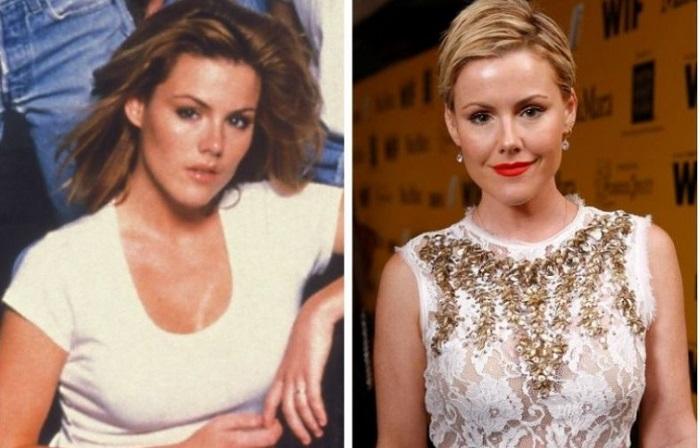 Как изменились актеры культового сериала «Беверли-Хиллз, 90210».