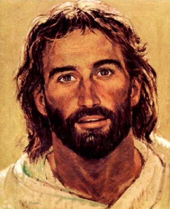Современное видение Христа.