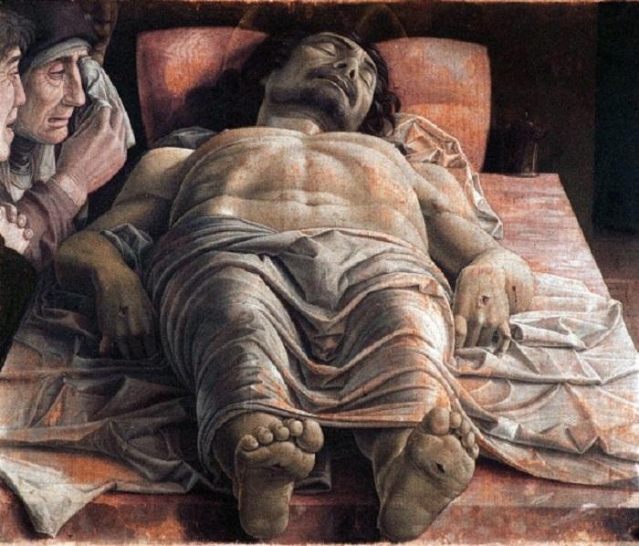 Одна из самых известных картин итальянского художника эпохи Ренессанса.