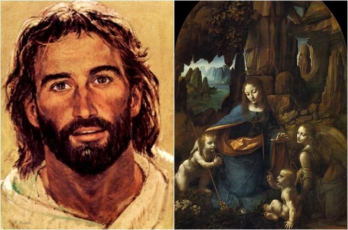 Известные картины на библейские темы.