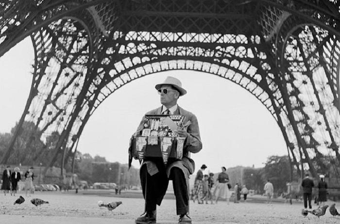 50-е годы прошлого века на фотографиях Билла Перлматтера.