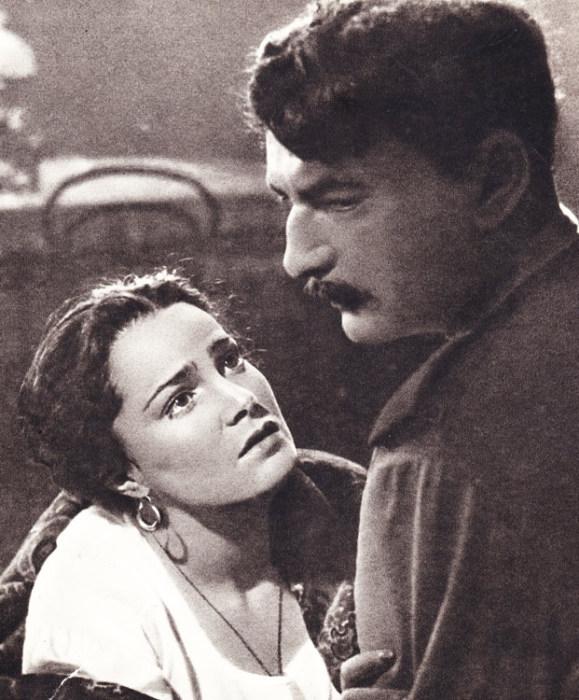 Кадр из фильма «Тихий Дон».   Фото: spletnik.ru.
