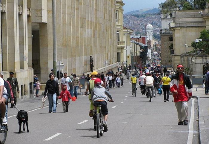 Велосипедные дорожки стали образцом для всей Латинской Америки.