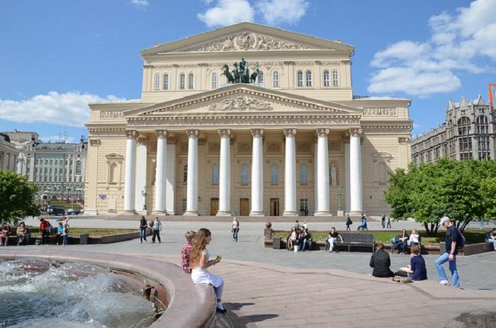 Самый большой в мире театр оперы и балета.