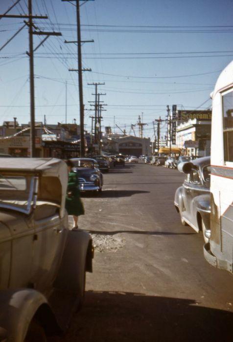 Улочки в южной части в Сан-Франциско.