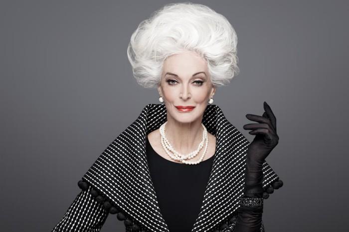 Американская модель, занесена в Книгу рекордов Гиннесса, как подиумная модель с самой долгой карьерой, актриса, автор книги «Быть красивой: секреты и приемы, которым я научилась за 40 лет работы моделью», доктор Университета искусств в Лондоне.