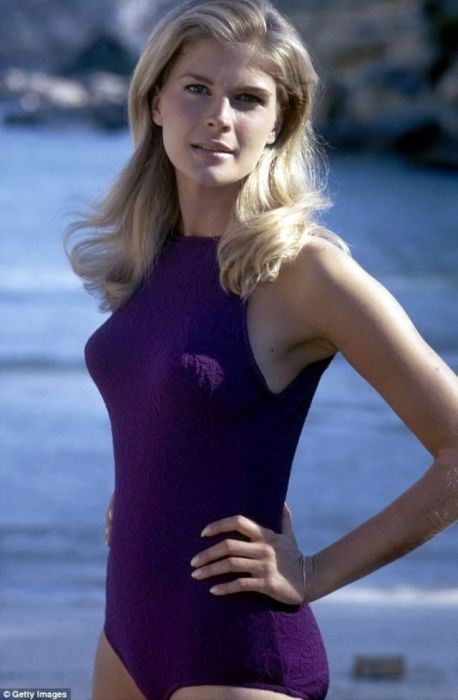 Американская актриса в 1970-х годах стала самой фотографируемой знаменитостью в мире.