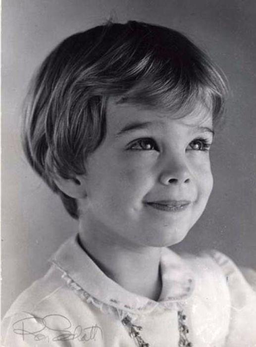 Американская актриса и модель, лицо 80-х.