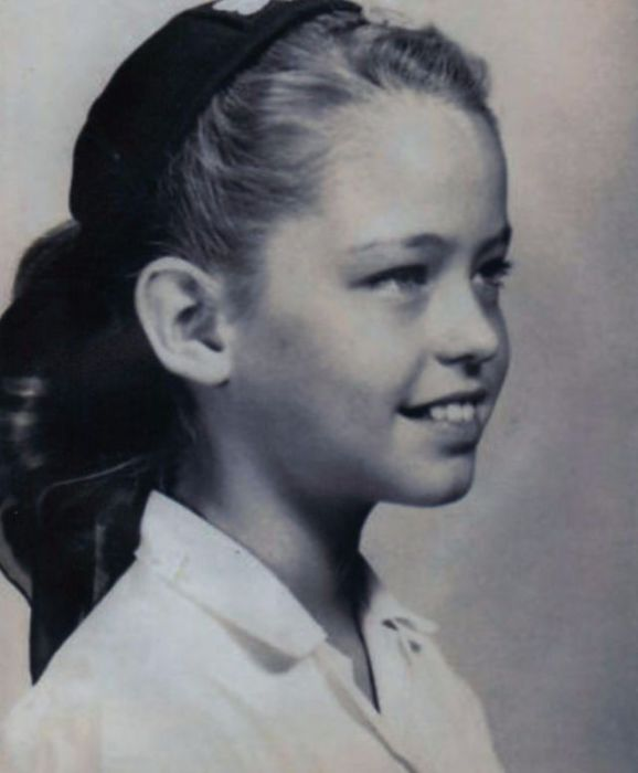Американская актриса, звезда Голливуда.