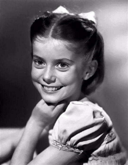 Актриса, которая практически сразу обрела статус звезды.