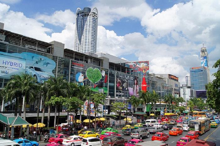 Таиланд. Бангкок. Настоящий мир для шопинга.