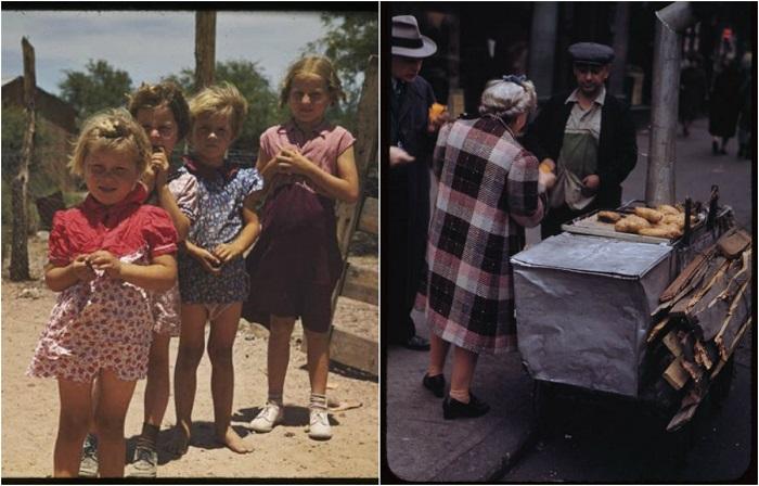 Повседневная жизнь американцев 1940-х годов.