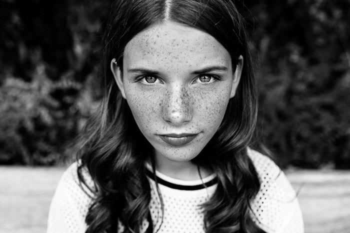 Поощрительная премия в категории «Портрет», автор снимка – нидерландский фотограф Бой Сурмински (Boy Surminski).