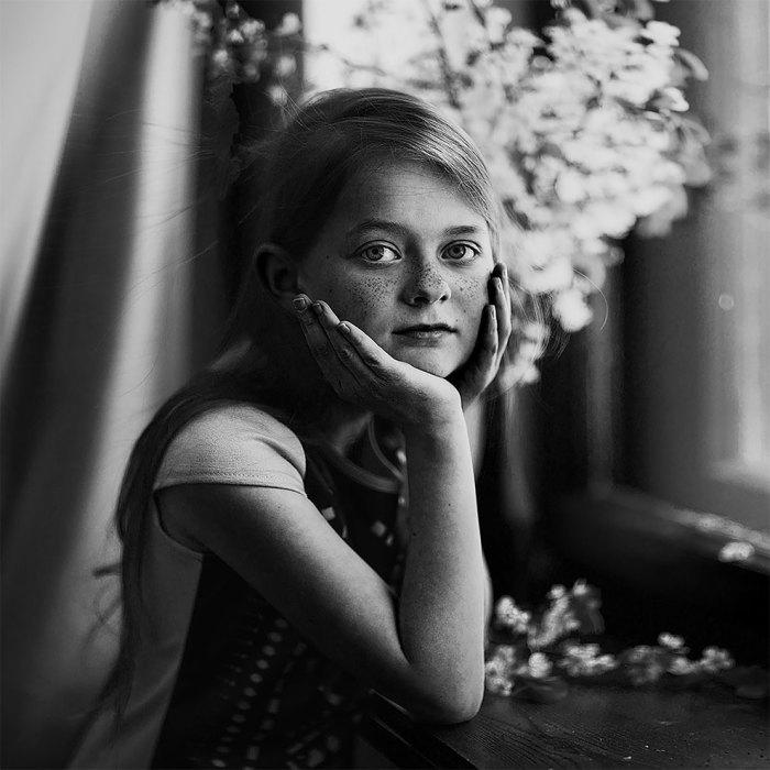 Номинант в категории «Портрет», автор снимка – российский фотограф Ульяна Харинова (Uliana Kharinova).