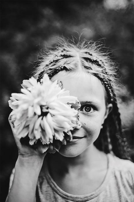 Номинант в категории «Портрет», автор снимка – российский фотограф Елена Широких (Elena Shirokikh).