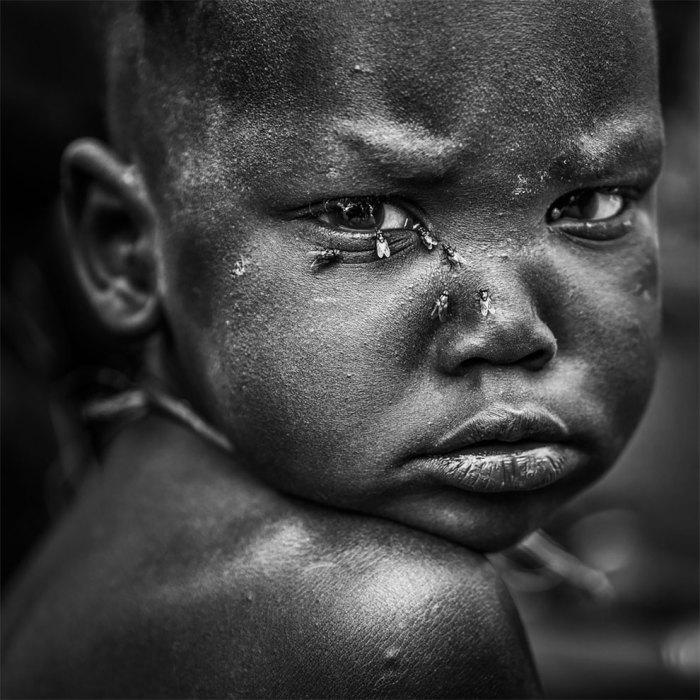 Номинант в категории «Портрет», автор снимка – китайский фотограф Яна Ху (Yana Hu).