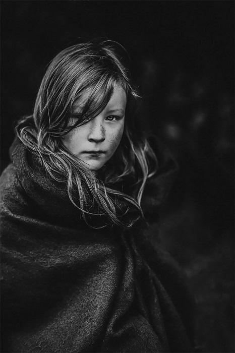 Номинант в категории «Портрет», автор снимка – ирландский фотограф Касия Маркока (Kasia Markocka).