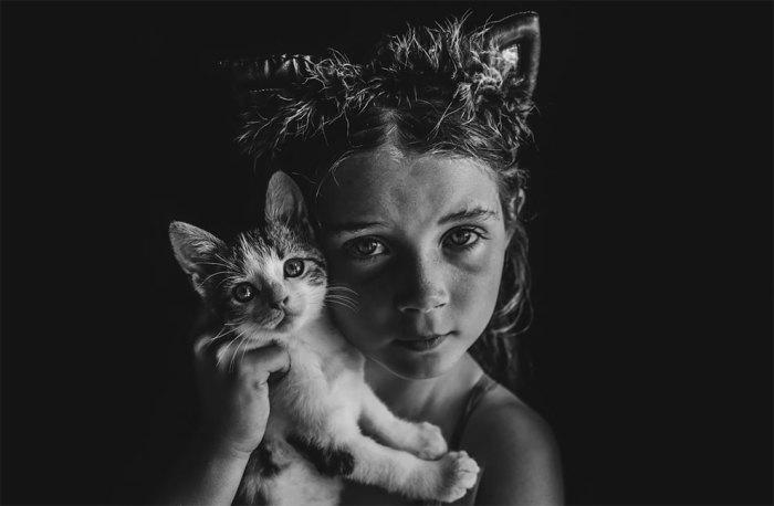 Номинант в категории «Портрет», автор снимка – австралийский фотограф Хелен Уиттл (Helen Whittle).