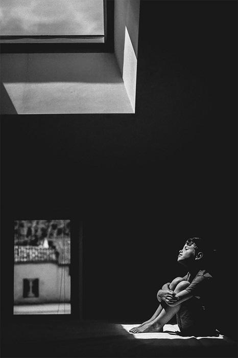 Номинант в категории «Портрет», автор снимка – российский фотограф Елена Балышева (Elena Balysheva).