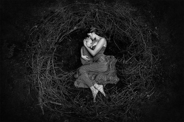 Номинант в категории «Портрет», автор снимка – польский фотограф Моника Серек (Monika Serek).