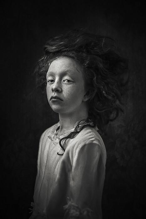 3-е место в категории «Портрет», автор снимка – нидерландский фотограф Ева Цвикла (Ewa Cwikla).