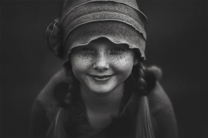 Номинант в категории «Портрет», автор снимка – фотограф Анна Бучек (Anna Buczek) из Великобритании.