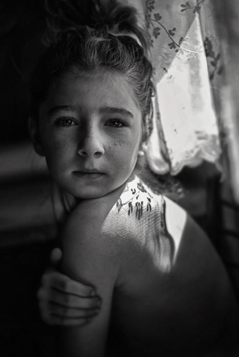 Поощрительная премия в категории «Портрет», автор снимка – российский фотограф Татьяна Айги (Tatiana Aygi).