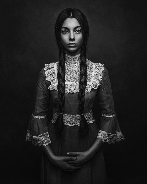 Поощрительная премия в категории «Портрет», автор снимка - фотограф Паулина Дучман (Paulina Duczman) из Великобритании.