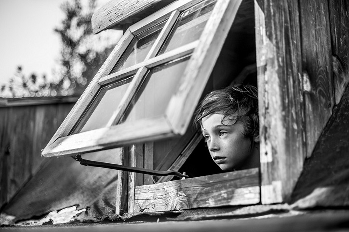 Поощрительная премия в категории «Портрет», автор снимка - испанский фотограф Ориано Николау (Oriano Nicolau).