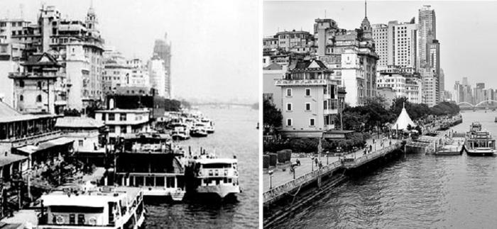 За 40 лет огромное количество небоскребов появились как из ниоткуда.