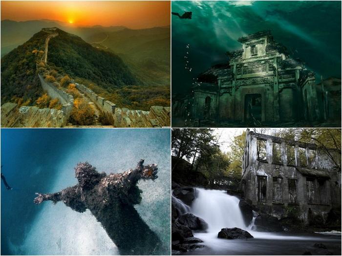Города-призраки, разбросанные по всему Земному шару.