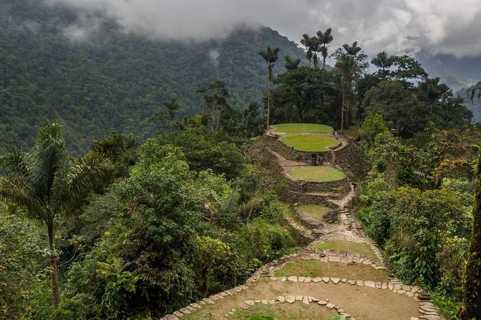Один из самых примечательных памятников древней Колумбии.