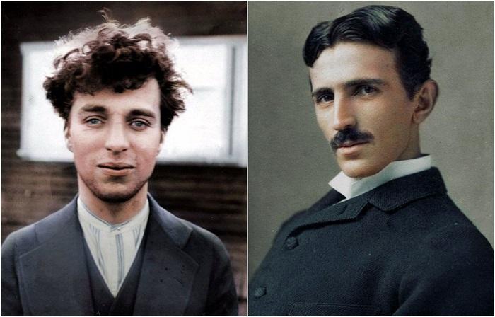 Исторические фотографии, которые обрели цвет.