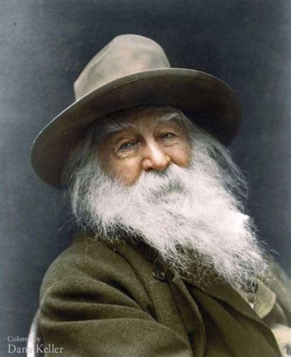 Главная книга известного поэта и публициста «Листья травы» признана одним из важнейших литературных событий – появлением свободного стиха.