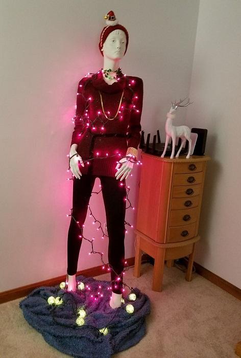 Если с новогодней елкой не сложилось…