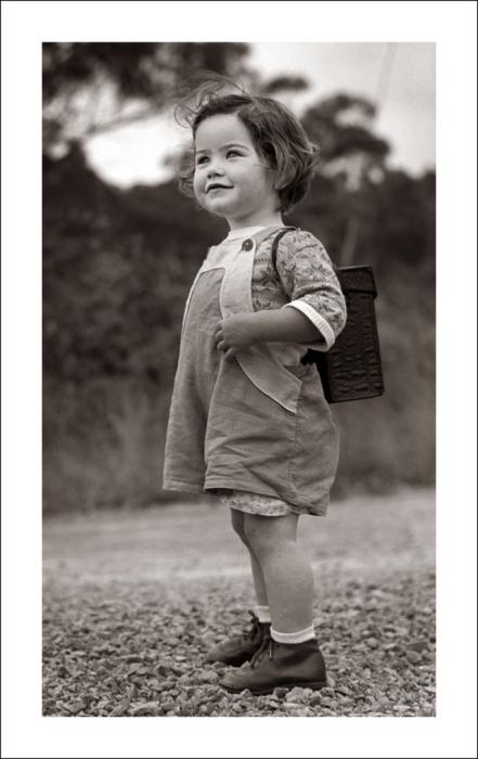 Когда у малыша хорошее настроение, то у окружающих его людях тоже.
