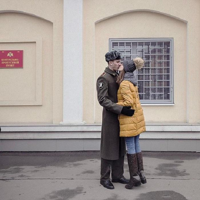Саратовский военный Краснознаменный институт ВВ МВД России.
