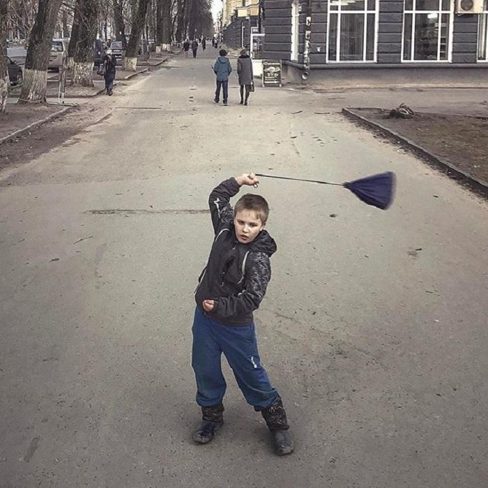 Город Псков, Россия.