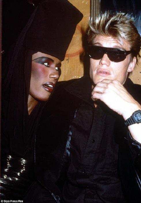 Легендарный «универсальный солдат» и диско-дива.