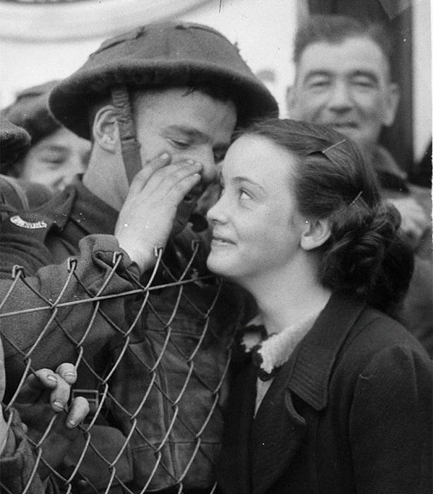 Прощальные слова о любви, 1939 год.