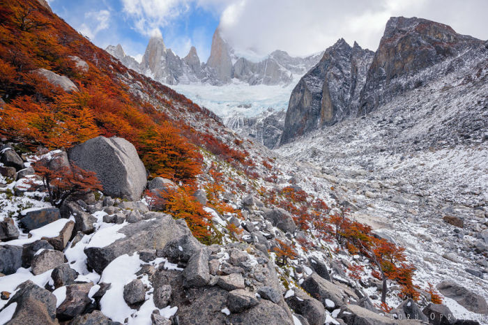 Удивительные и яркие цвета горных пейзажей просто поражают воображение.