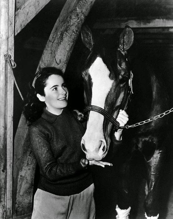 С фильма «Национальный бархат» у Лиз начались проблемы со спиной: юная актриса упала с лошади и повредила позвоночник.