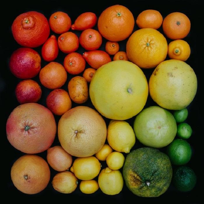 Витамины всех цветов радуги.