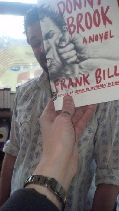 Фрэнк Билл.